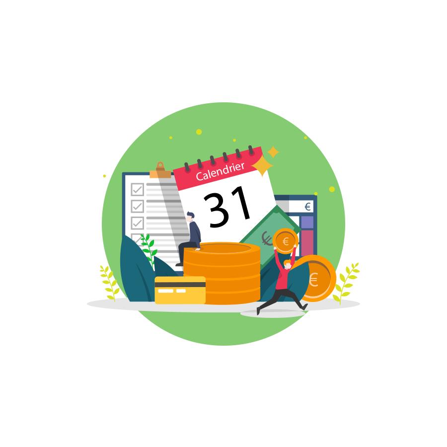 Un parcours complet d'un an pour acquérir toutes les compétences d'un gestionnaire de paie